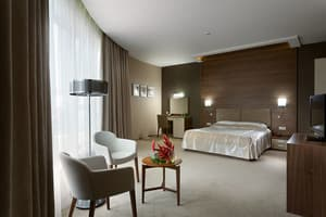 Спа-отель Ovis Hotel. Junior Suite 1